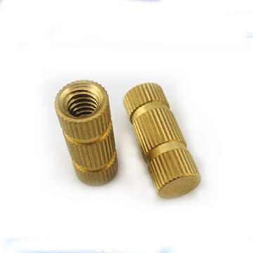 Brass Threaded Inserts Nut for Furniture Insert
