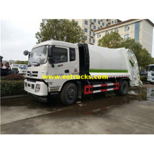 8m3 4x2 Garbage Collector Trucks