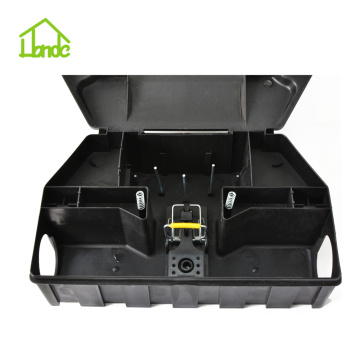 Multi-catch Rat Traps Bait Boxes