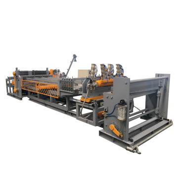 Coal Mine Reinforcing Mesh Welded machine
