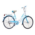 Colorful Womens City Bikes