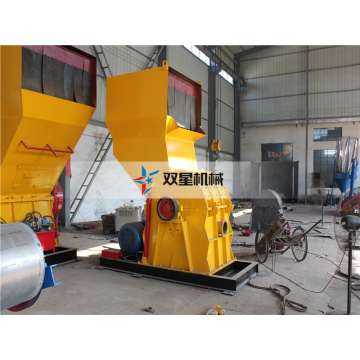 Plastic Waste Crushing Recycling Equipment Machine