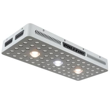 COB LED Grow Light 4000k Lila Faʻaolaina Lanu