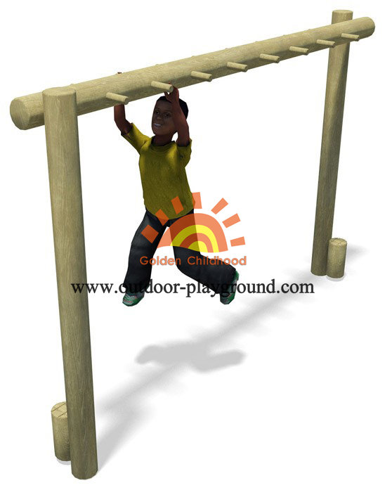 Balance Bars Equipment Playground