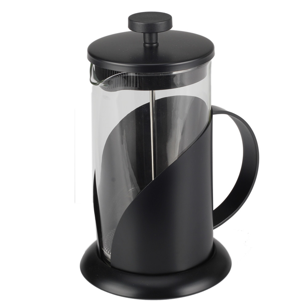 Using The Safe Glass To Make It Black French Press Kettle