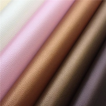 Low Price PU Artificial Leather for Shoe Car