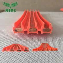 Crane insulated conductor rail copper bus bar