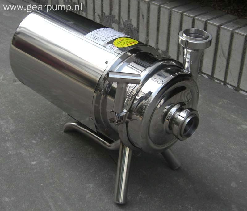 Food grade sanitary stainless steel centrifugal pumps price
