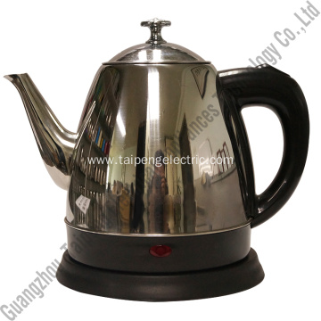 New Product for Cordless Electric Tea Kettle Stainless steel water kettle supply to Russian Federation Manufacturers