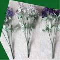 Decorative artificial flower lavender