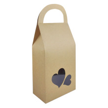Promotional Cheap High Quality Brown Kraft Paper Bag