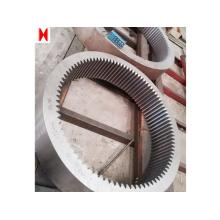 Forging  Carbon Steel Internal Helical Gear