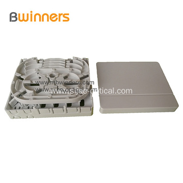 4 Ports Ftth Indoor Fiber Optic Termination Box Optic Socket
