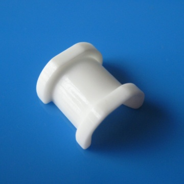 High polished ceramic bridge guide