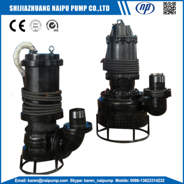 Submersible Slurry Pumps Delivering Coal Cinder Sand