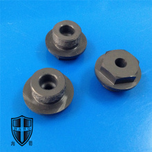 silicon nitride ceramic hot pressed nut screw customized