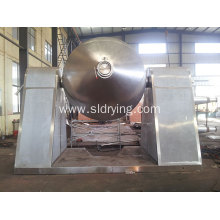 Pesticide powder Double Cone Rotary Vacuum Dryer