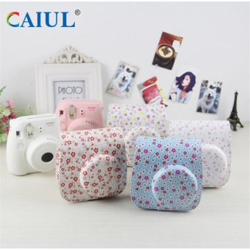 100% Original Factory for Floret Camera Bag Flower Pattern Polaroid Camera Bag supply to United States Importers