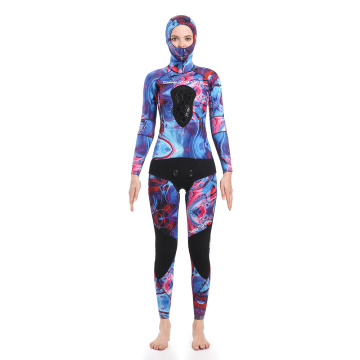 Seaskin 7mm Limestone Neoprene Wetsuits for Spearfishing