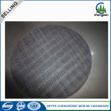 OEM for Crimped Mesh 200 Micron Plain Twill Stainless Mesh supply to Australia Manufacturer