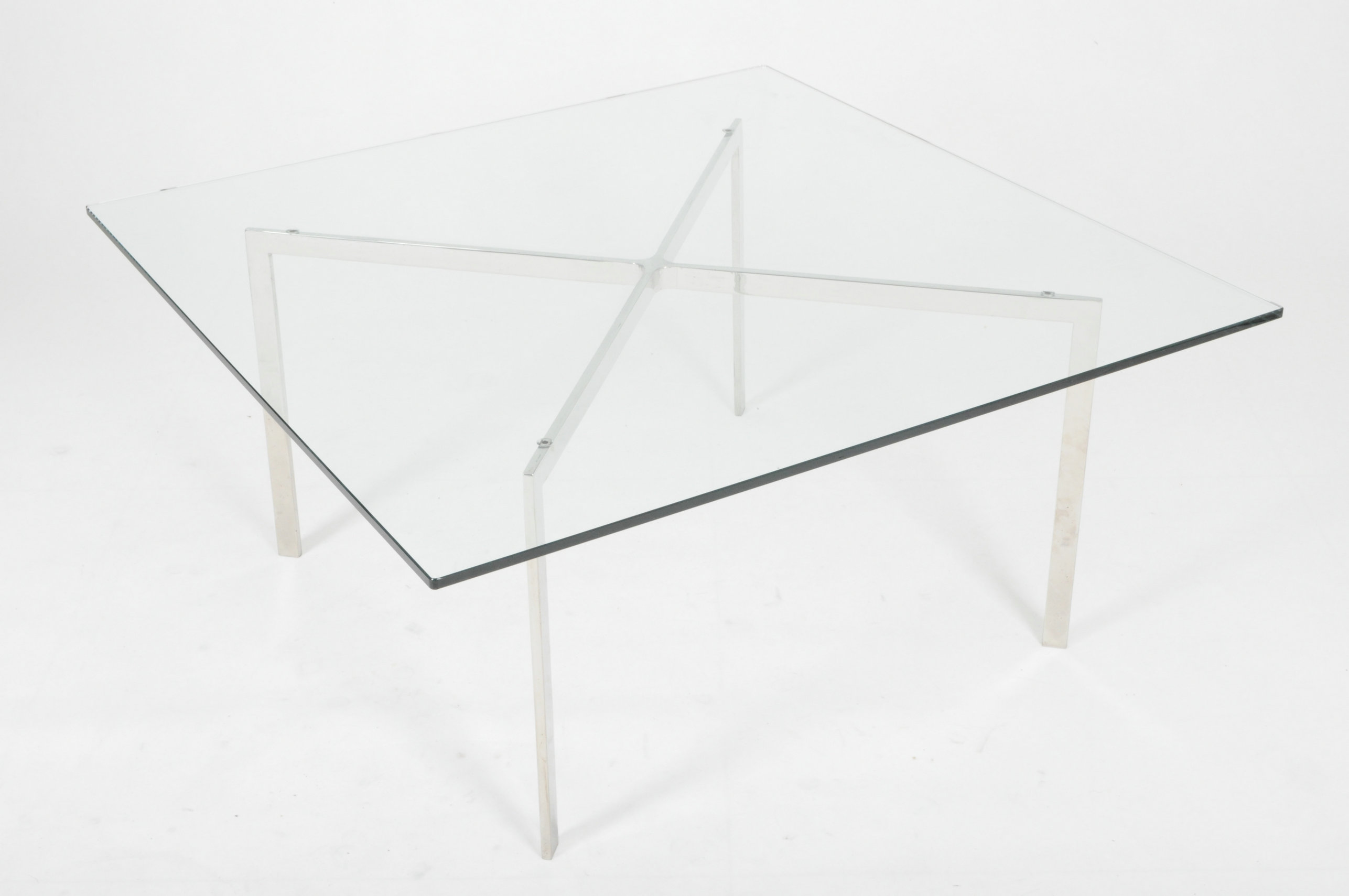 Ludwing Mies van der Rohe coffee table