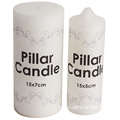 Cheap paraffin wax candles in christianity
