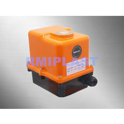 Electric Actuator 220V 24V Torque 25NM 50NM 100NM