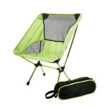 1000D Oxford aluminum pole collapsible Folding Chair Camping