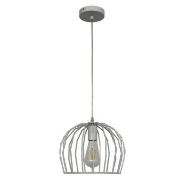 Iron Cage Lamp Fixtures Decorative Indoor Pendant