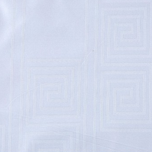 Best Quality for Cvc Jacquard Fabric CVC 250T-350T Jacquard Bleached Fabric supply to Portugal Manufacturer