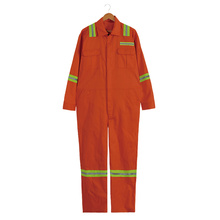 ODM for Fire Retardant Coveralls Poly-cotton Long sleeve safety coverall export to Philippines Supplier