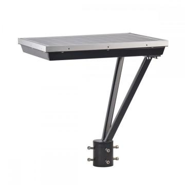 25W Solar Powered Led Parking Area Lights
