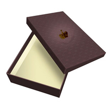 High Quality Custom Apparel Boxes Natural Kraft Boxes