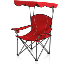 NEW Sun Protection Camp Chairs with Shade Canopy