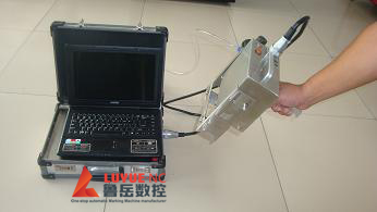 Hand-held Point Needle Micro Impact Marking Machine