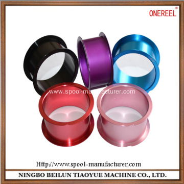 semiconductor nickel-plating aluminium spool