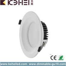 15W Down Light White Black Silver 5 Inch