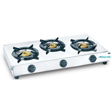 L.P. Gas Stove Perfect 3 Burners