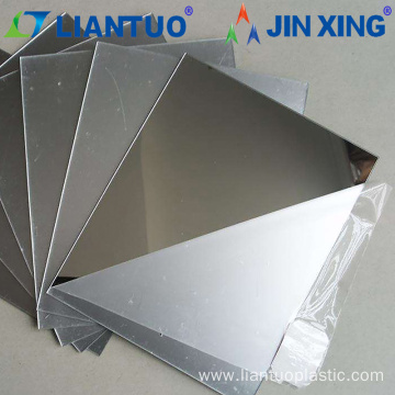 3mm PS Polystyrene Mirror Sheet