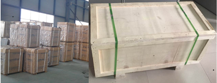 Autoclave Sterilizer packing