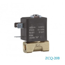 High Definition For for Steam Welding Machines Used Valve Brass Welding 37V Co2 Gas Solenoid Valve supply to New Zealand Manufacturer