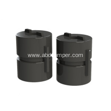 Special for Plastic Dampers Small Flip Plate Plastic Rotary Damper Barrel Damper supply to Spain Factories