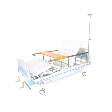 Medical Adjustable General Metal Hospital Bed