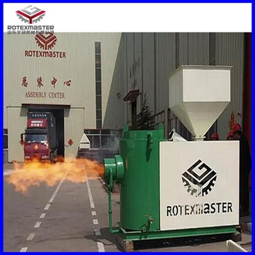 An Envronmental Friendly Biomass Burner