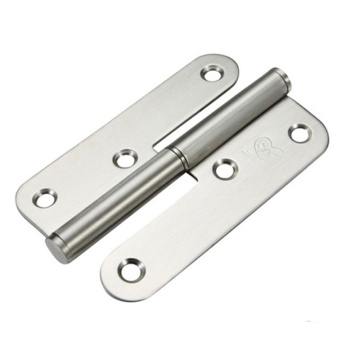 Good Quality for External Door Hinges Mirror-polished SS Industrial Cabinet Locks supply to Virgin Islands (U.S.) Wholesale