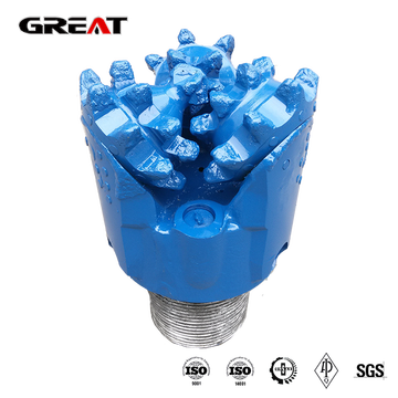 9-12'' steel tooth tricone drill bits