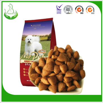 All natural diet dry pet dog food