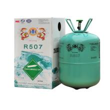 China for Freon Gas HFC Refrigerant gas R507 supply to Antarctica Suppliers