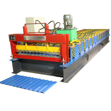 Ibr roofing tile roll forming machine for sale