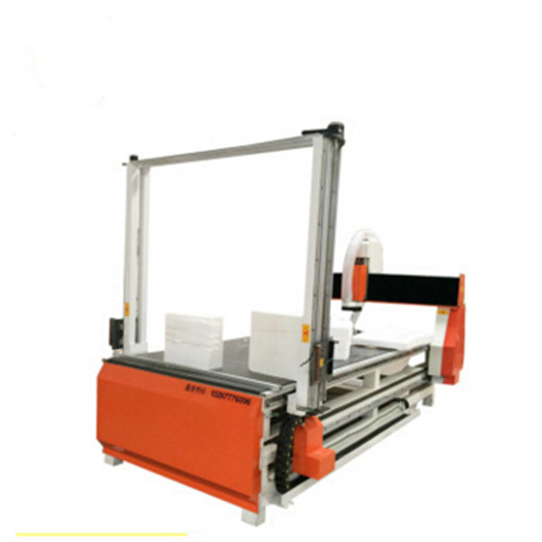 hot wire EPS foam cutting machine